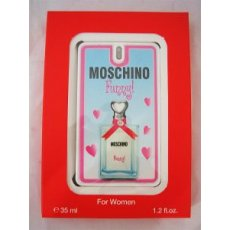 Moschino Funny edt 35ml / iPhone
