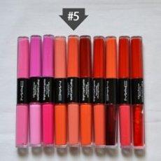 Жидкая помада MAC Liquid Lipstick - 2 цвета #5