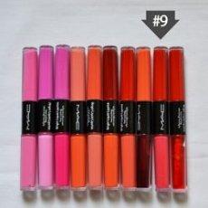 Жидкая помада MAC Liquid Lipstick - 2 цвета #9