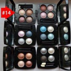 Тени Chanel 4 цвета - #14
