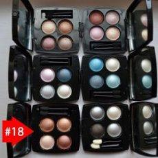 Тени Chanel 4 цвета - #18