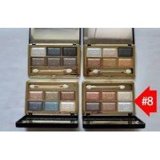 Тени Chanel 6 цветов - #8