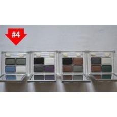 Тени Pupa 4 цвета - #4