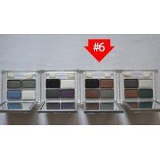 Тени Pupa 4 цвета - #6