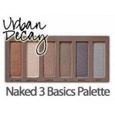 Тени для век Urban Decay Naked Basics Eyeshadow Palette 3