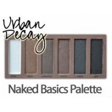 Тени для век Urban Decay Naked Basics Eyeshadow Palette2