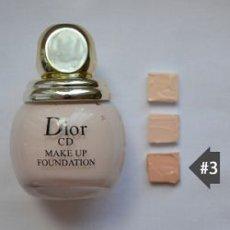 Тональный крем Dior Make Up Foundation 55ml - #3