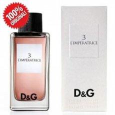 Original TESTER D&G Anthology L'Imperatrice №3 edt 100 ml