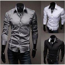 "Рубашка мужская "" Fashion """