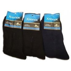 """Махровые мужские носки """" Хлопок """" Алия"""