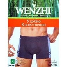 Трусы мужские Wenzhi 7026