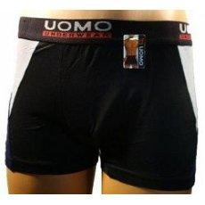 """UOMO """"G-6227"""" бамбук ,боксеры мужские,штучно"""