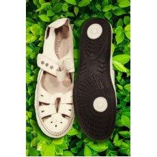"""Мокасины """" Zojas Shoes """" 786-2 белые штучно"""
