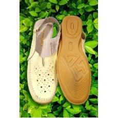 """Мокасины """" Zojas Shoes """" 8590 beige штучно"""