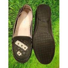 """Мокасины """" Zojas Shoes """" 298-1 black штучно"""