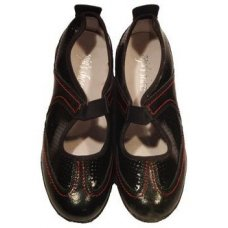 "Кросовки летние "" Zojas Shoes "" А-579/1 Black штучно"