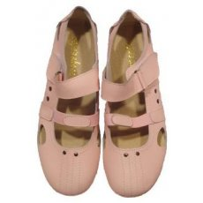 "Мокасины летние "" Zojas Shoes "" А-8581 Pink штучно"