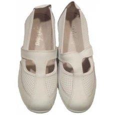 "Мокасины летние "" Zojas Shoes "" А-2928/8 White штучно"