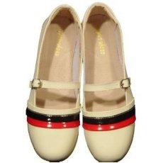 """Туфли """" Zojas Shoes """" А-803 beige штучно"""