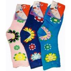 """Махровые женские носки """"Лоу"""""""