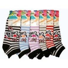 """Низкие женские носки """" Pesail """", РW/02515"""