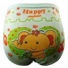 """Трусики для девочек """" Слоненок """""""