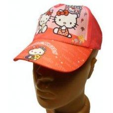 "Кепка детская "" Hello Kitty """
