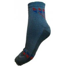 """Мужские низкие носки, сетка """" Байвей """", 805"""
