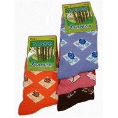 """Женские носки """" Yangs """" , A33/009 бамбук"""
