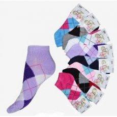 "Женские низкие носки,сетка ""BFL"", Е/059"