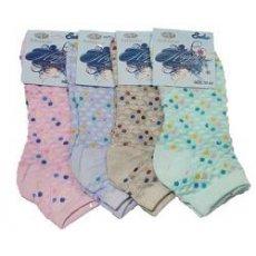 "Женские низкие носки,сетка ""BFL"", Е/061"